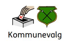 Kommunevalg-piktogram